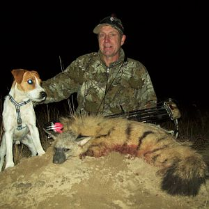 Aardwolf Bow Hunt South Africa