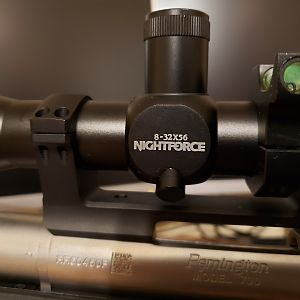 Nightforce Benchrest 8-32x56