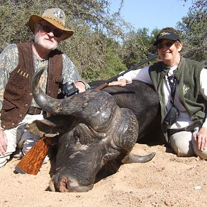 Hunt Cape Buffalo