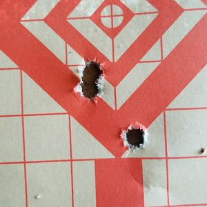 Ruger no1 Rifle in 500 Nitro Range Shots