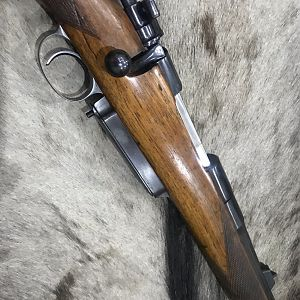 425 Westley Richards Rifle