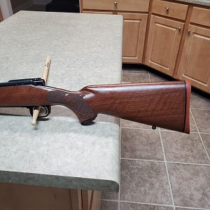 Winchester 70 XTR Featherweight 7MM Mauser Rifle