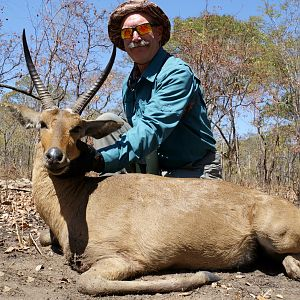 "12 1/2"" Common Reedbuck"
