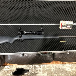 Weatherby Ultralight Mark V 300 Weatherby Rifle