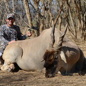 Eland Bow Hunt South Africa