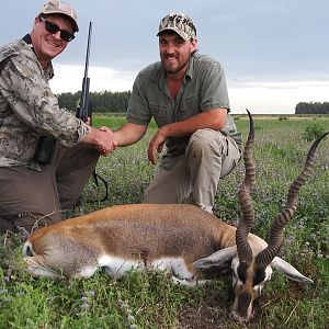 Blackbuck Hunt Argentina