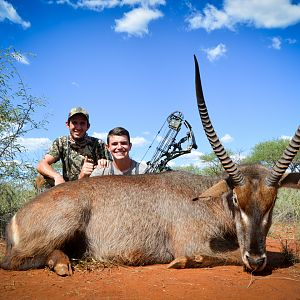 Waterbuck Bow Hunting South Africa