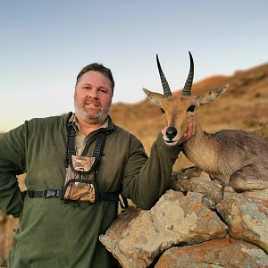 Mountain Reedbuck Hunting South Africa