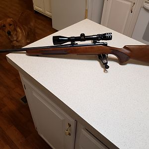Remington 700 Classic Ltd. 8mm Mag Rifle