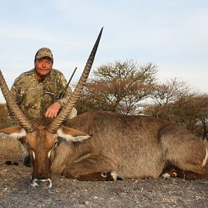 Waterbuck Hunting South Africa