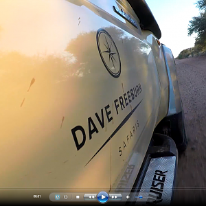 Hunting with Dave Freeburn Safaris in South Africa