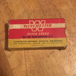 Winchester Cartridge