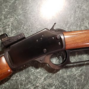1894 Marlin 44 Mag Lever-action Rifle