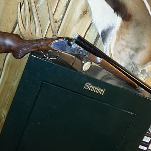 "CZ (Huglu) Ringneck 12ga Shotgun 26"" barrels with screw in chokes"