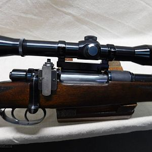 Brno 22F 8x57mm Rifle