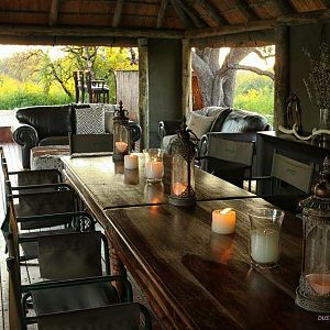 Hunting Lodge in Botswana