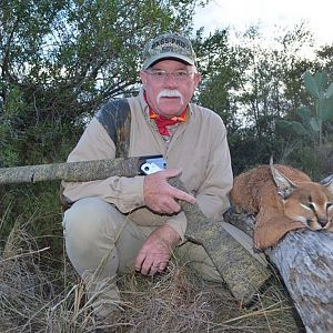 Caracal Hunt South Africa