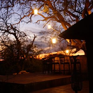 Botswana Hunting Lodge