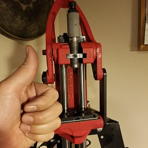 New reloading press