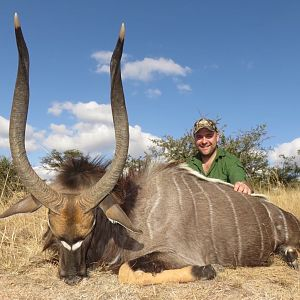Hunting Nyala in South Africa