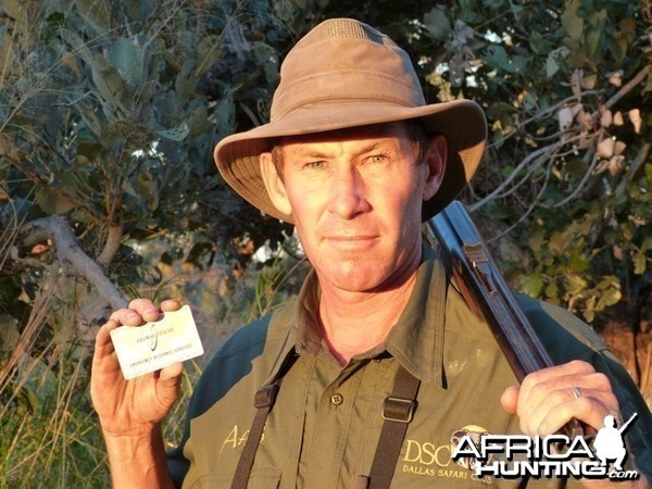 ... including his upbringing on a farm in Zimbabwe, some highlights of his career as a PH, and the important role hunters play in wildlife conservation.