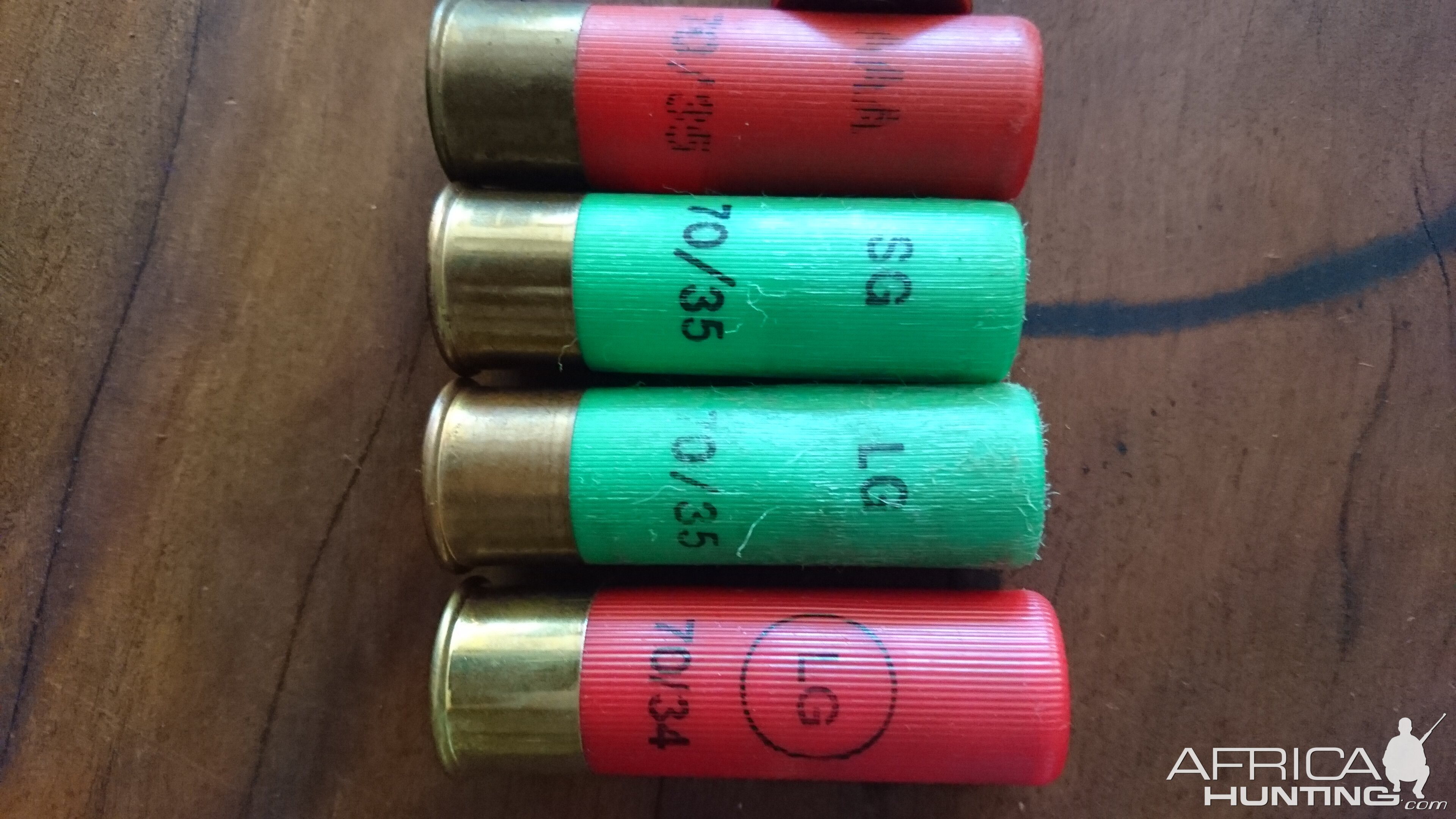 12ga Cartridges