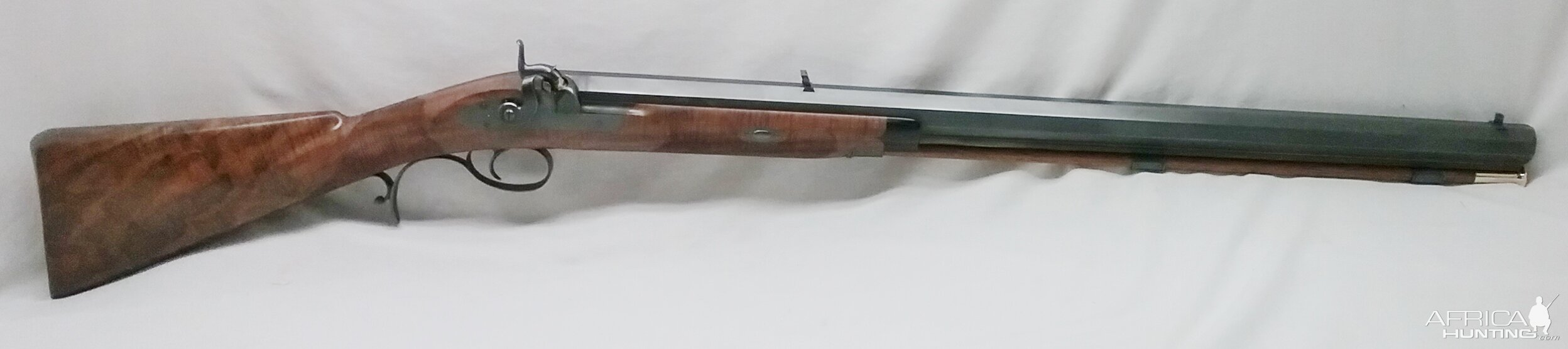 8 Bore Rifle by Hollie Wessel