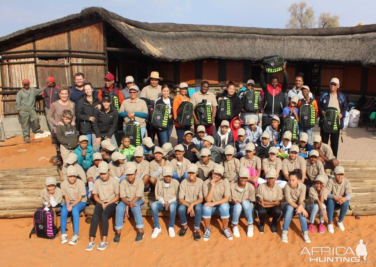 Conservation with HartzView Hunting Safaris