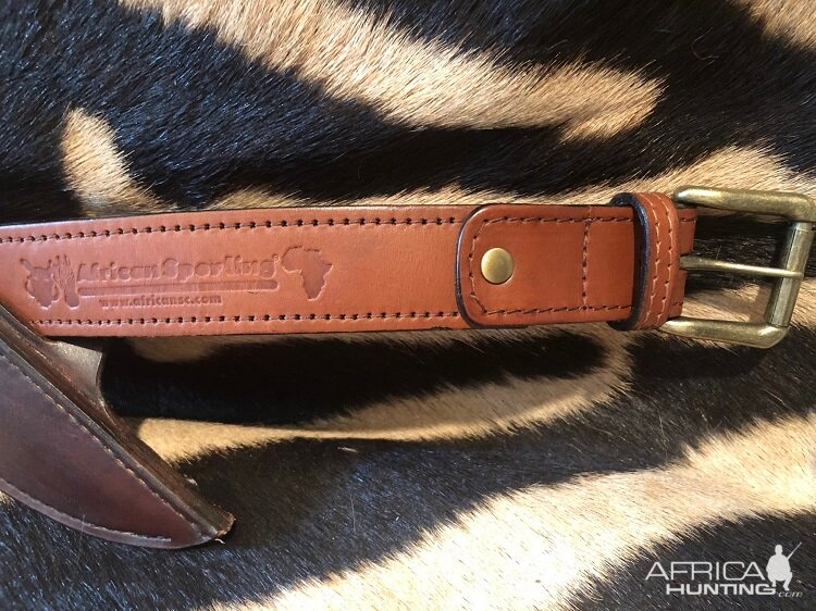 Culling Belt from African Sporting Creations