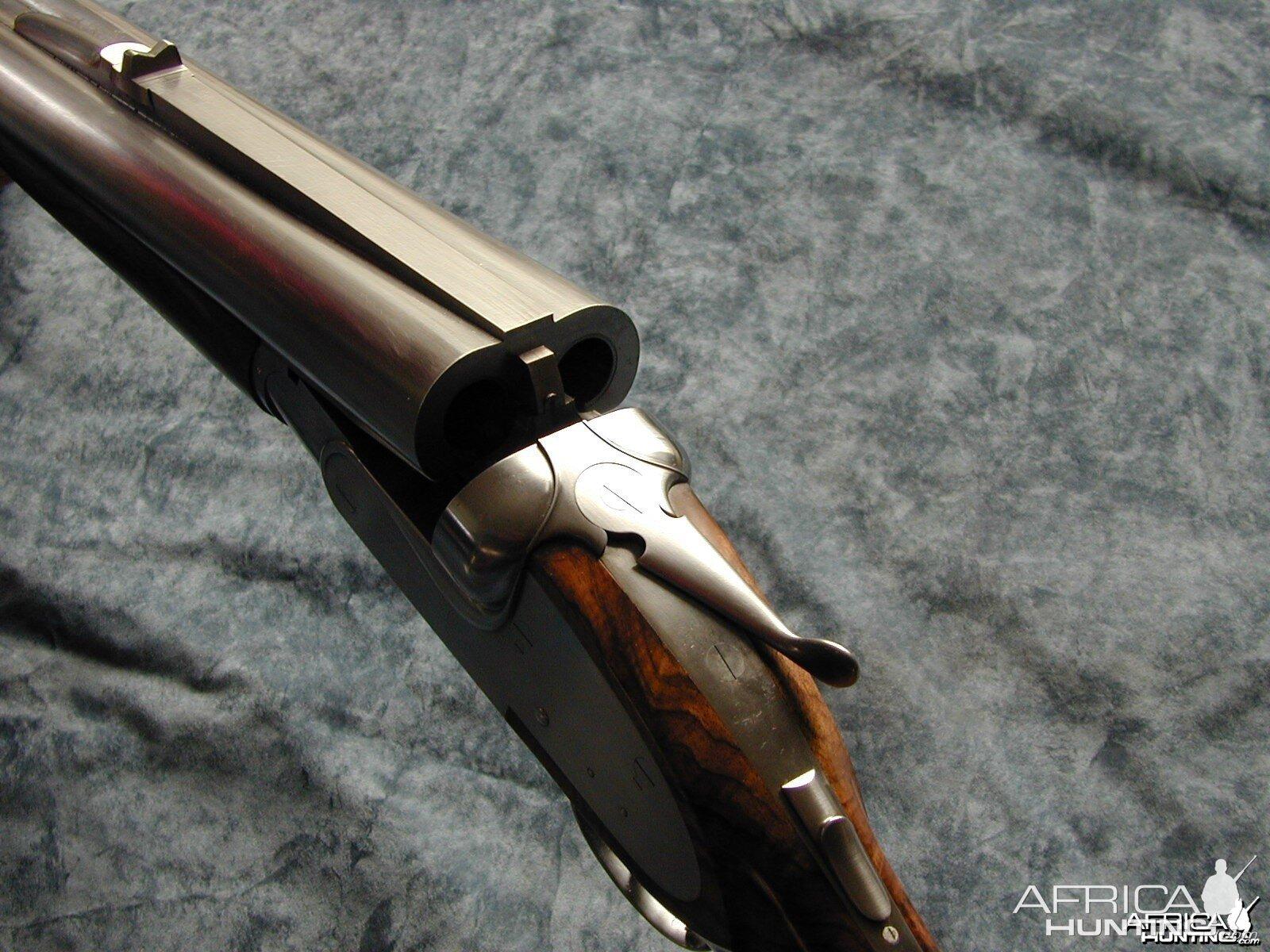 Double Rifle 750 Nitro Express made by Armitalia di ...