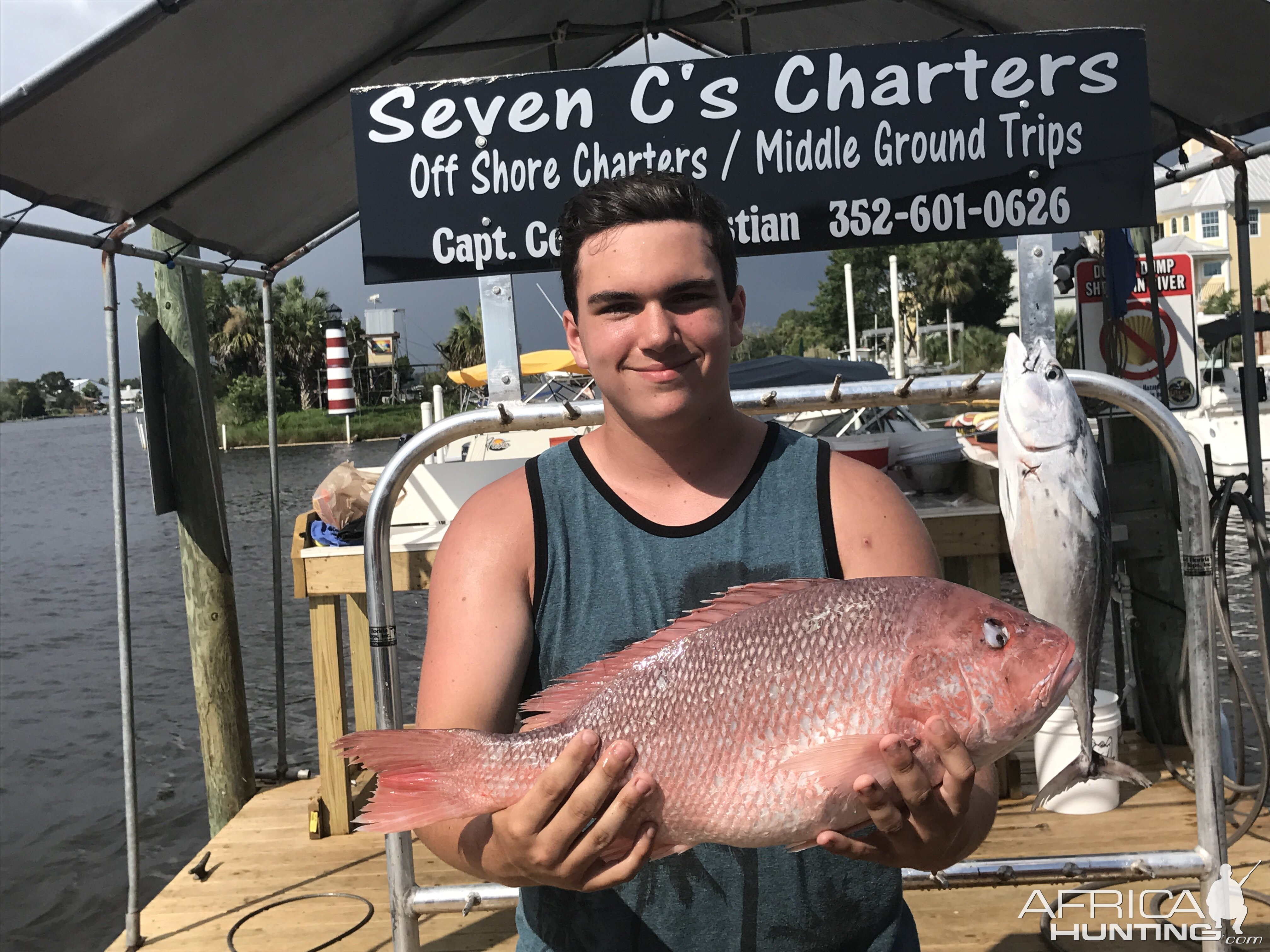Florida USA Fishing Red Snapper