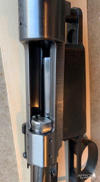 FN Commercial Mauser 30-06 Barreled Action W/ Husqvarna Crest | Hunting