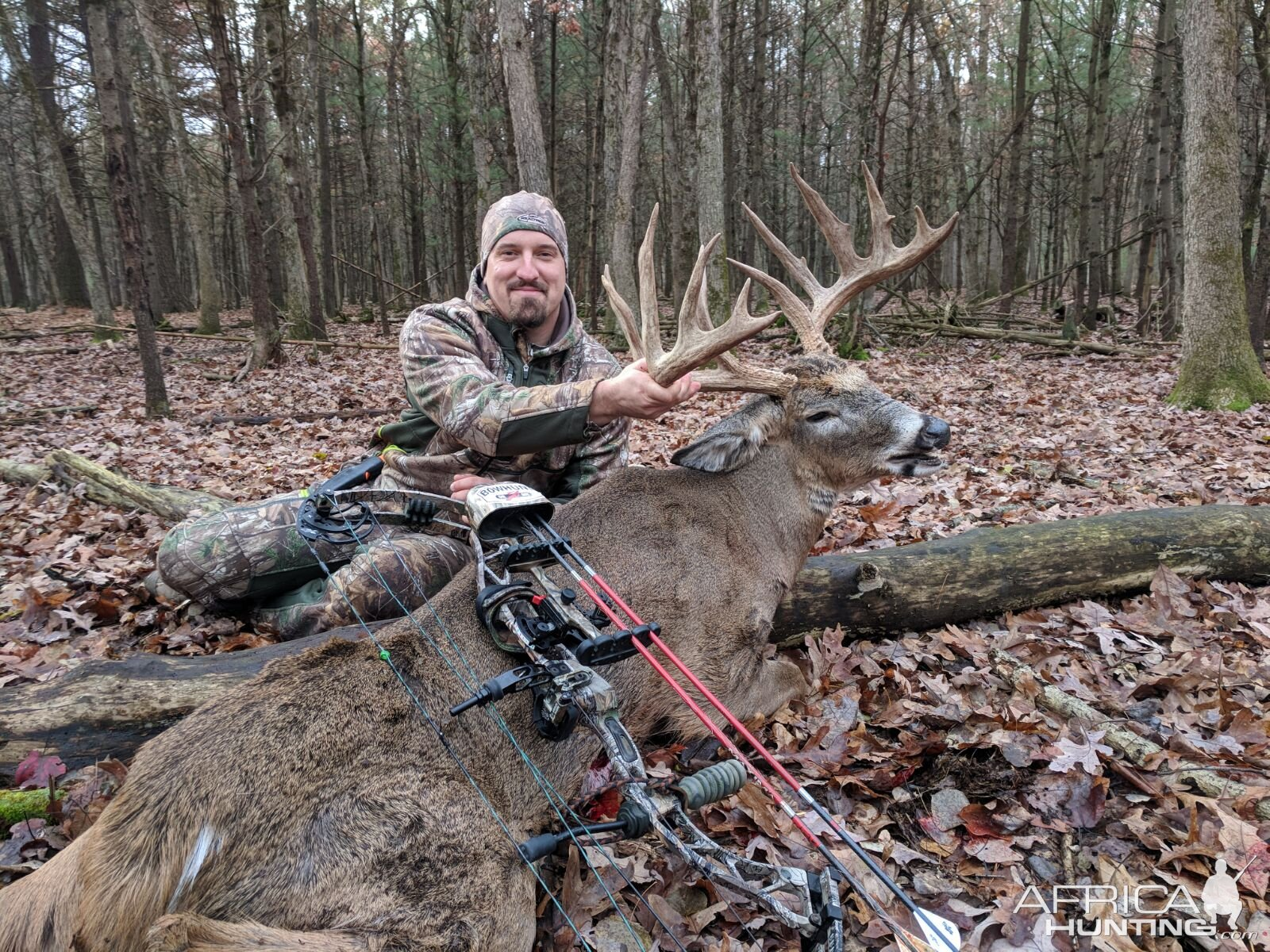 Hunt White-tailed Deer in Canada
