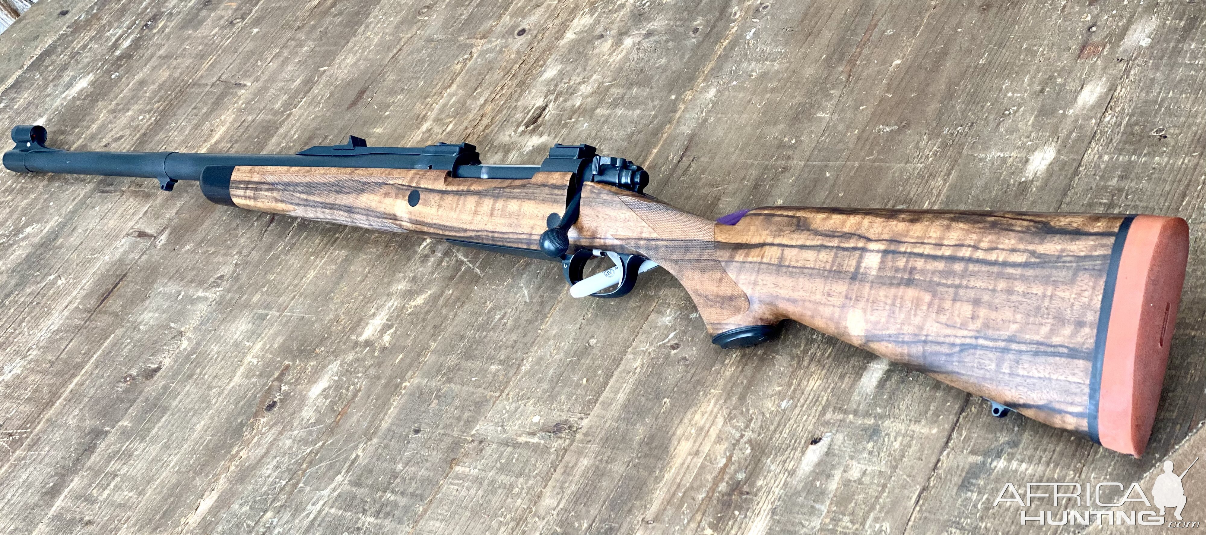M70 Classic In 458 Lott Left Handed Rifle