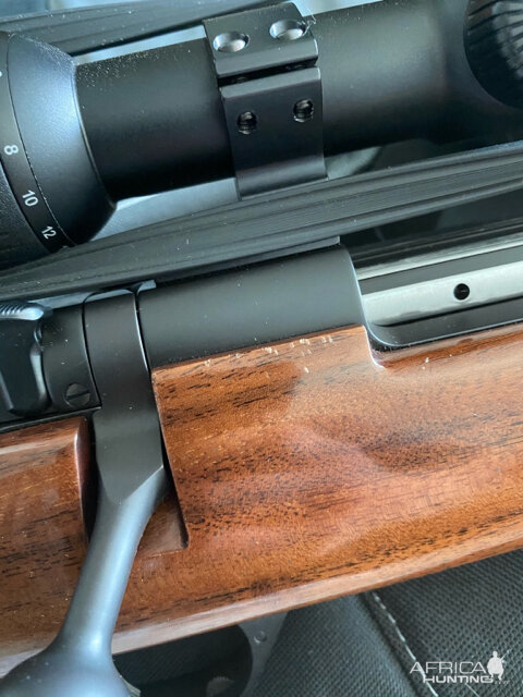 Mark V 300 Weatherby Sporter Rifle