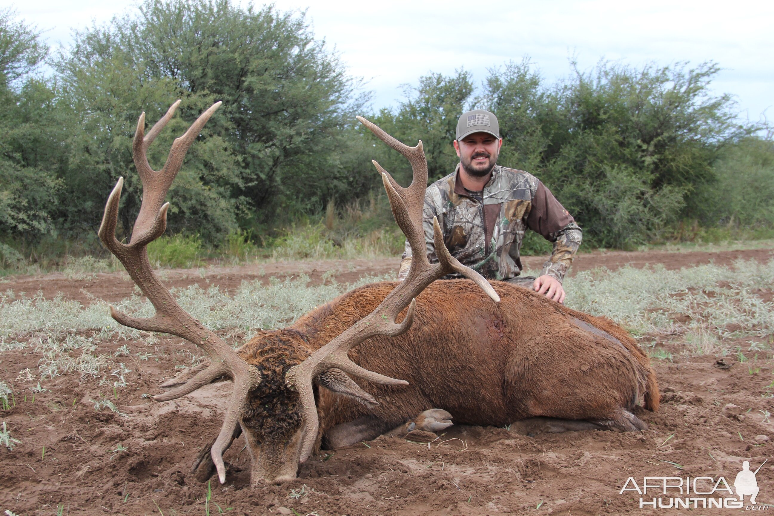 Red Stag Bow Hunting Argentina