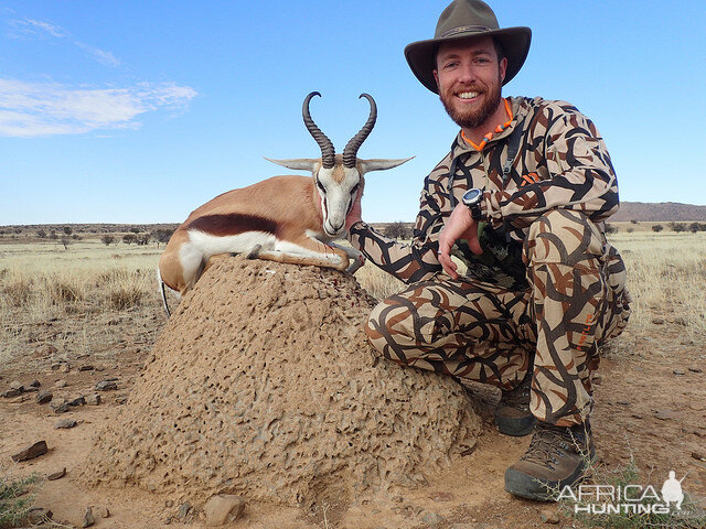 Springbok Hunting South Africa