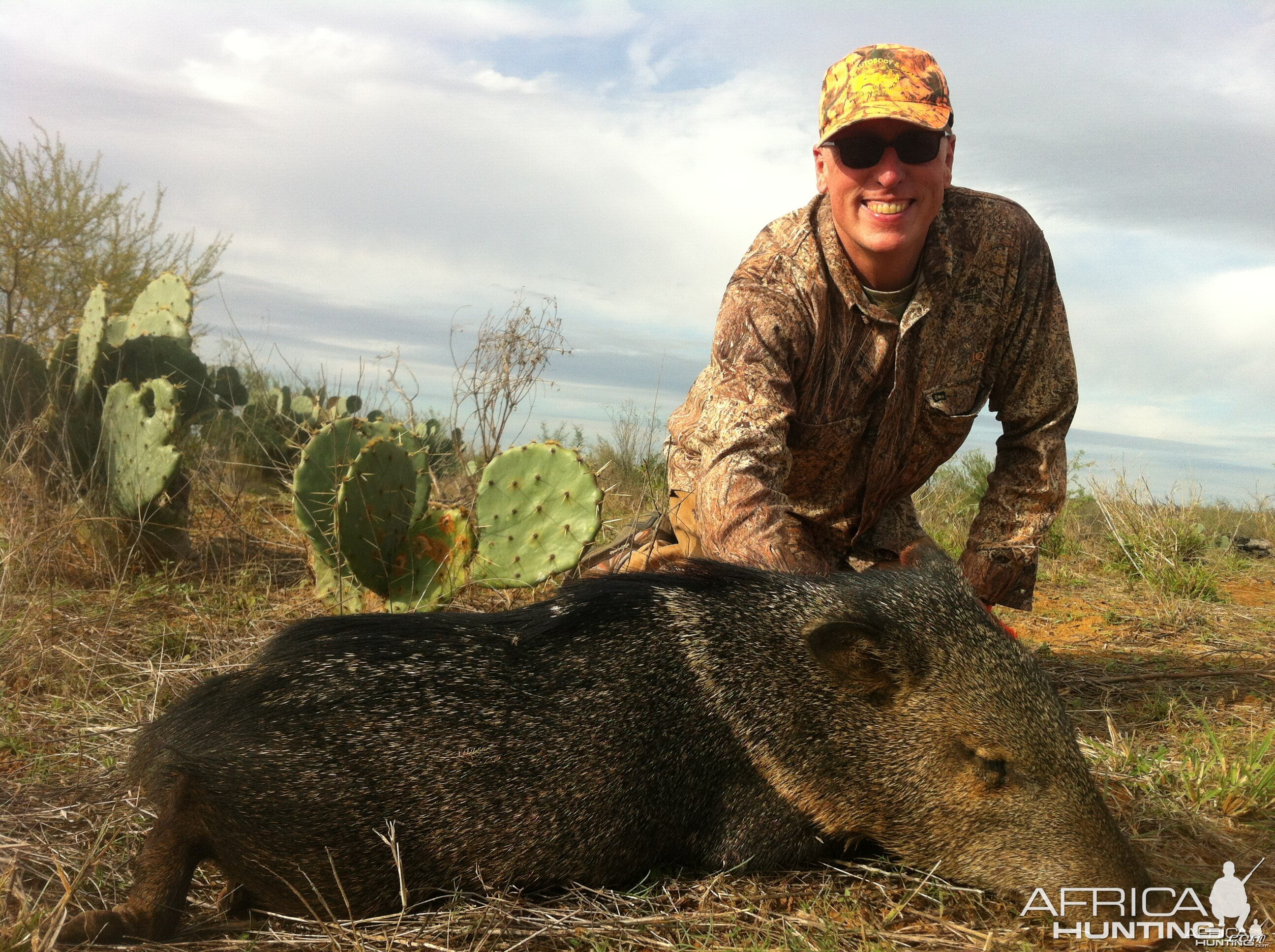 Stink Pig in Texas