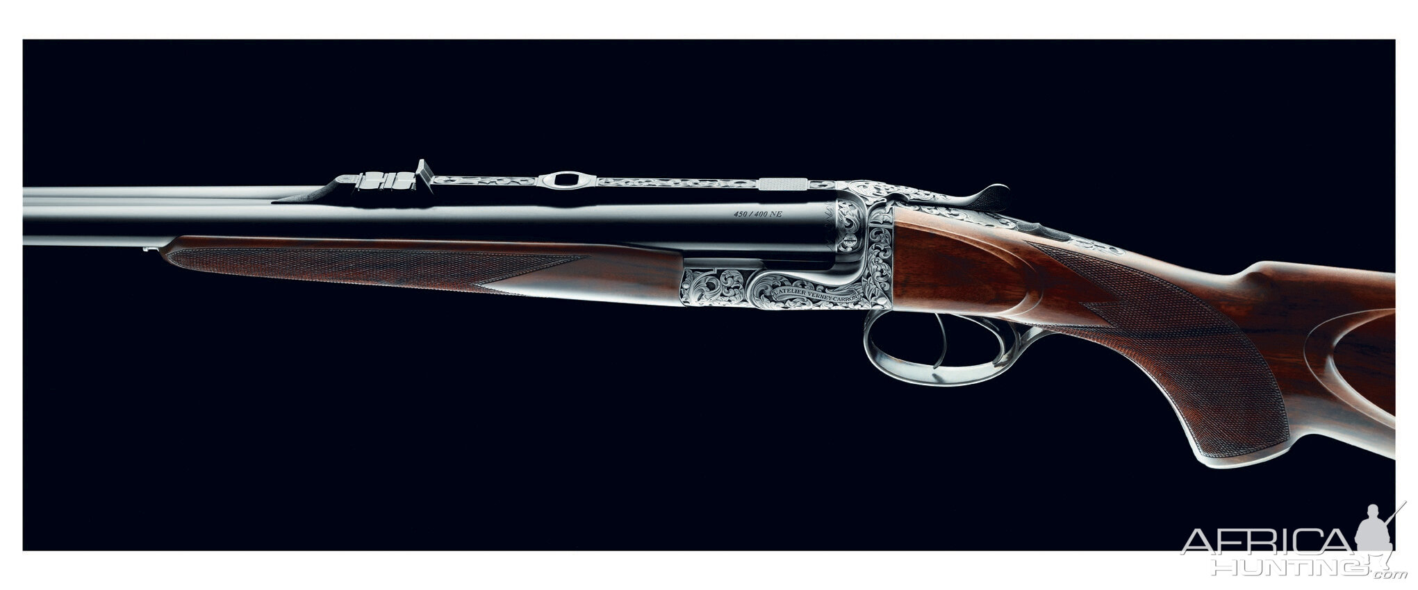 Tailor-made 450/400 Nitro Express Double Rifle from L'Atelier Verney-Carron